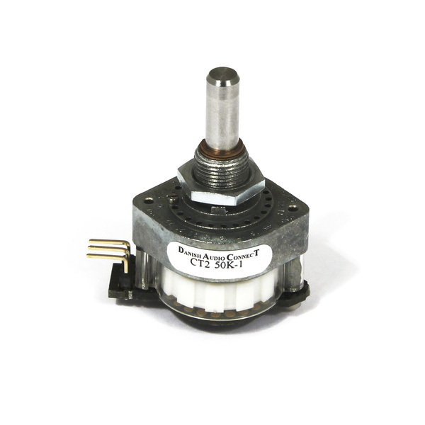 Потенциометр DACT CT2-50k-1 моно (дискретный)  гидроаккумулятор 50 ct2