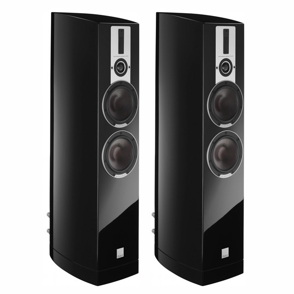 Напольная акустика DALI Epicon 6 Black Gloss акустика центрального канала sonus faber principia center black