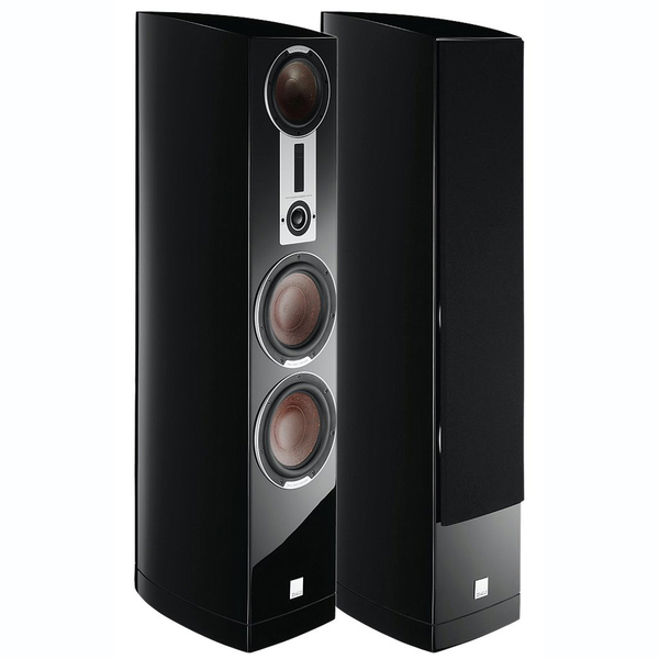 Напольная акустика DALI Epicon 8 Black Gloss акустика центрального канала sonus faber principia center black