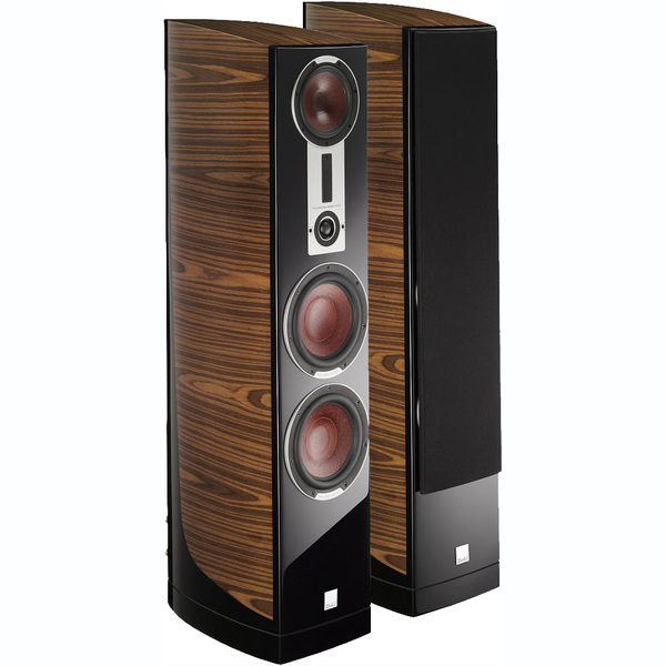 Напольная акустика DALI Epicon 8 Walnut dali epicon 2 walnut high gloss