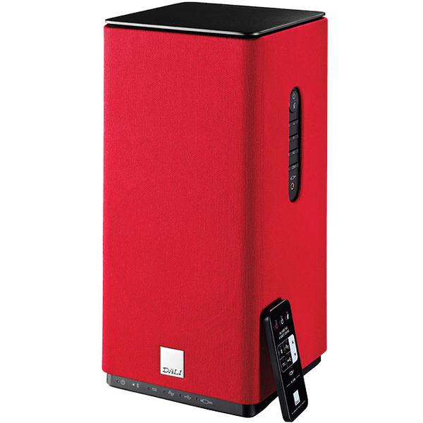 Беспроводная Hi-Fi акустика DALI Kubik Free Red