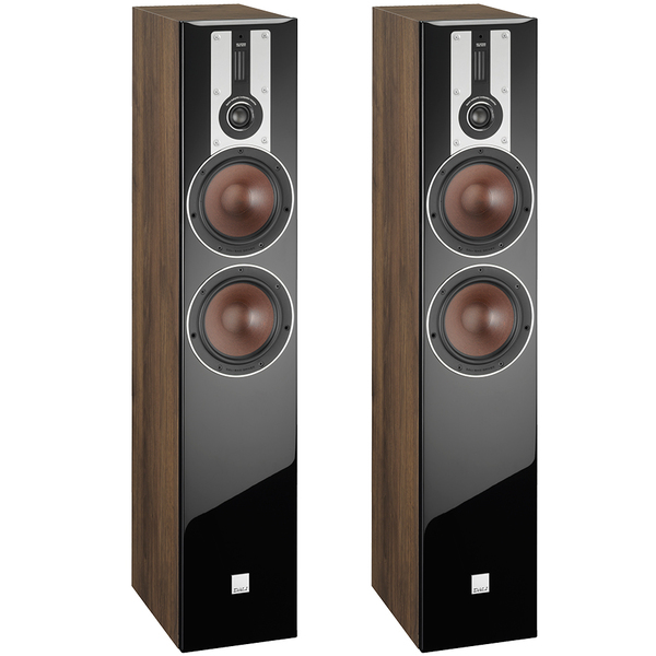 Напольная акустика DALI Opticon 6 Light Walnut dali opticon 6 walnut