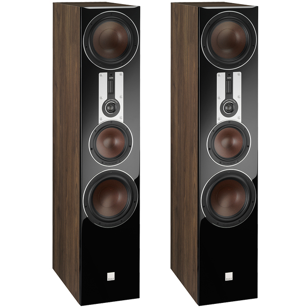 Напольная акустика DALI Opticon 8 Light Walnut dali opticon 5 walnut