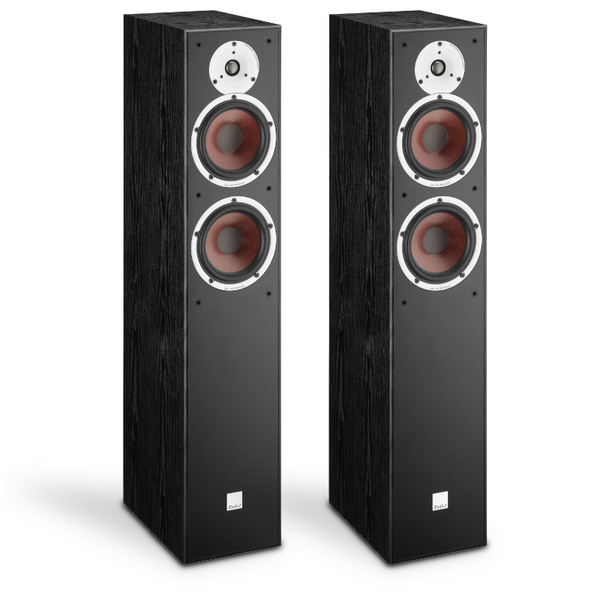 Напольная акустика DALI Spektor 6 Black Ash колонки dali spektor 2 black ash