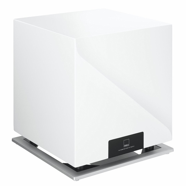 Активный сабвуфер DALI SUB M-10 D High Gloss White dali sub k 14 f black