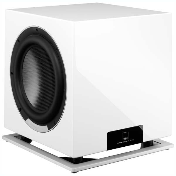 Активный сабвуфер DALI SUB P-10 DSS High Gloss White dali sub k 14 f black