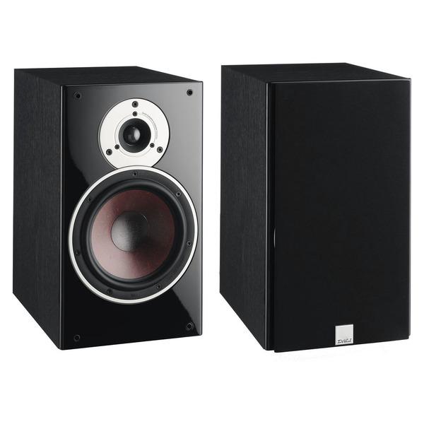 Полочная акустика DALI Zensor 3 Black Ash dali zensor pico black ash