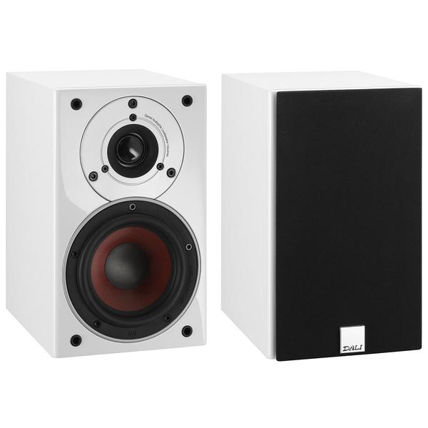 Полочная акустика DALI Zensor Pico White напольная акустика dali zensor 7 matt white