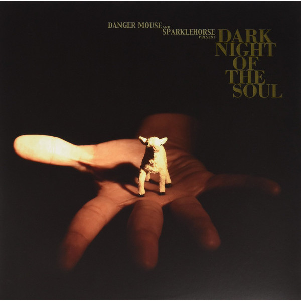 Danger Mouse   Sparklehorse Danger Mouse   Sparklehorse - Dark Night Of The Soul (2 Lp, 180 Gr) kiss kiss creature of the night 180 gr