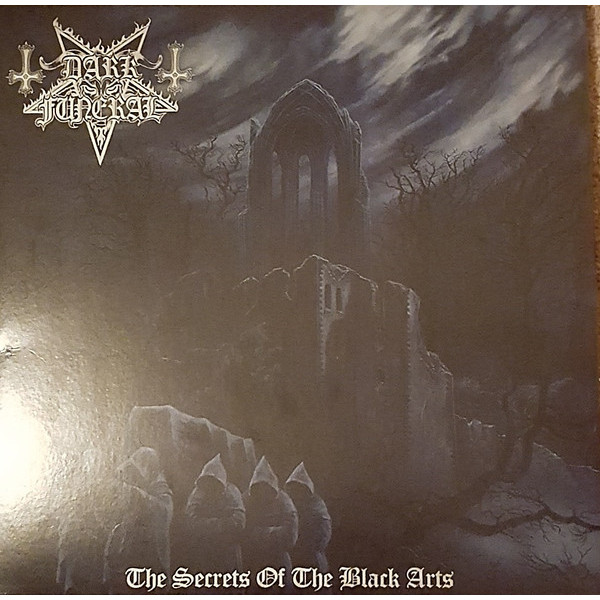 Dark Funeral Dark Funeral - The Secrets Of The Black Arts (2 LP) the black eyed peas the black eyed peas the beginning 2 lp