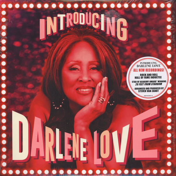 DARLENE LOVE DARLENE LOVE - INTRODUCING DARLENE LOVE (2 LP, 180 GR) new arrival classic basketball shoes high top women shoes authentic comfortable trainers outdoor zapatillas