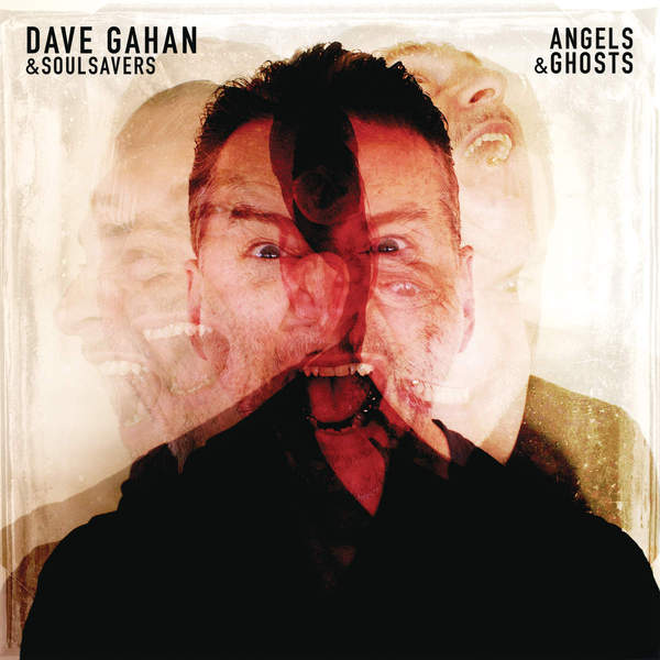 DAVE GAHAN   SOULSAVERS DAVE GAHAN   SOULSAVERS  - ANGELS   GHOSTSВиниловая пластинка<br><br>