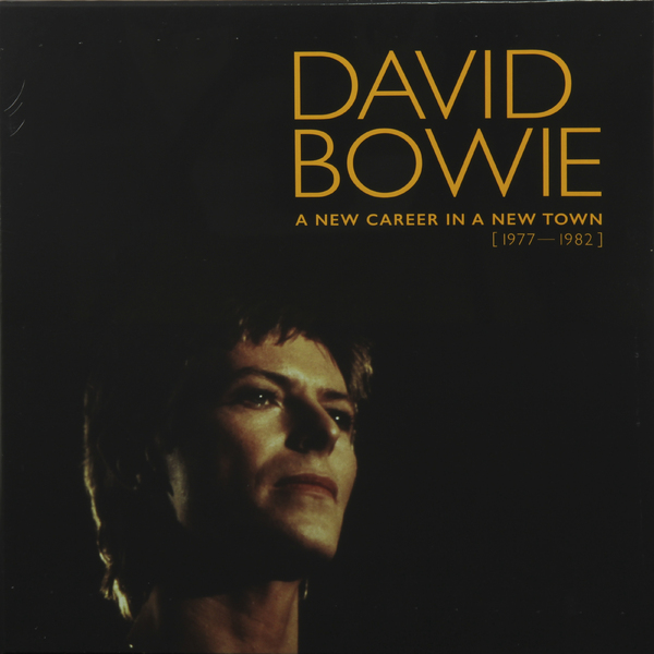 David Bowie David Bowie - A New Career In A New Town (1977-1982) david bowie david bowie next day