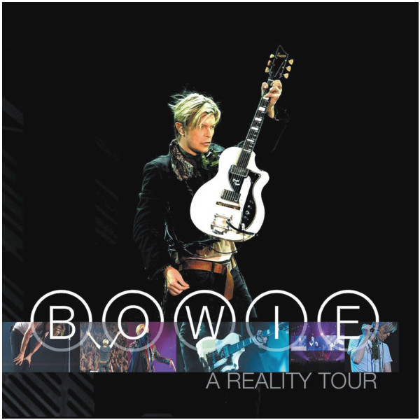 David Bowie David Bowie - A Reality Tour (3 Lp, 180 Gr) david bowie david bowie a reality tour 3 lp 180 gr