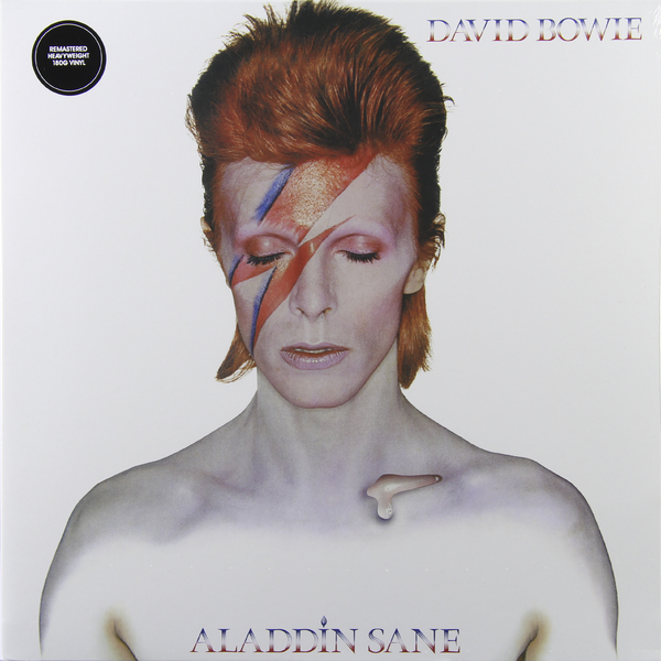 David Bowie David Bowie - Aladdin Sane (180 Gr) david bowie david bowie ziggy stardust and the spiders from mars the motion picture soundtrack 2 lp 180 gr