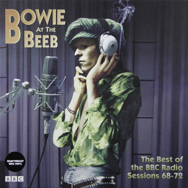 David Bowie David Bowie - Bowie At The Beeb: The Best Of The Bbc Radio Sessions '68 - '72 (4 Lp, 180 Gr) david bowie david bowie ziggy stardust and the spiders from mars the motion picture soundtrack 2 lp 180 gr