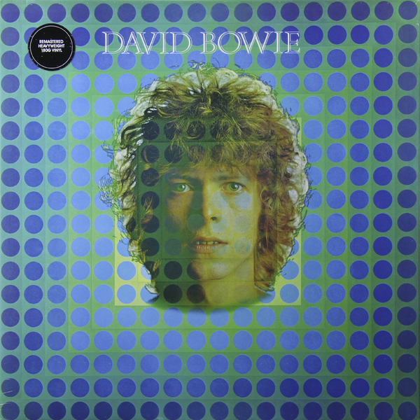 David Bowie David Bowie - David Bowie Aka Space Oddity (180 Gr) david bowie david bowie next day