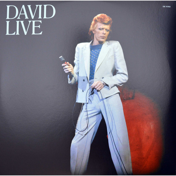 цена  DAVID BOWIE DAVID BOWIE - DAVID LIVE (2005 MIX) (3 LP)  онлайн в 2017 году