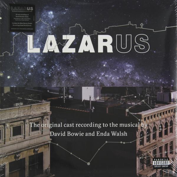 David Bowie David Bowie   Enda Walsh - Lazarus (original Cast Recording) david hume