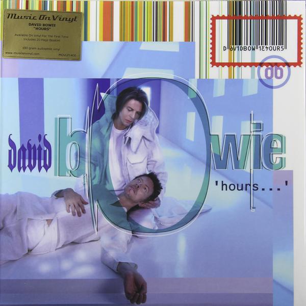 DAVID BOWIE DAVID BOWIE - HOURS (180 GR)Виниловая пластинка<br><br>