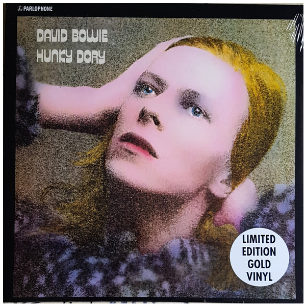 David Bowie David Bowie - Hunky Dory (colour Vinyl) виниловая пластинка david bowie aladdin sane remastered