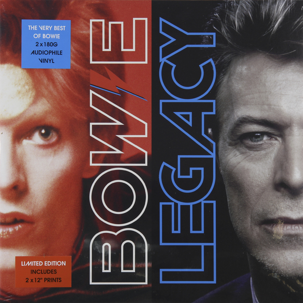 David Bowie David Bowie - Legacy (the Very Best Of) hot sale household filter gre1011 refrigerator water filter kitchen activated carbon replacement for ge mwf mwfa 1piece
