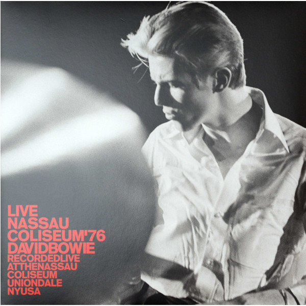 David Bowie David Bowie - Live Nassau Coliseum '76 (2 LP) david bowie david bowie next day