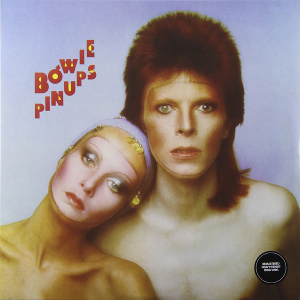David Bowie David Bowie - Pin Ups (180 Gr) david bowie david bowie a reality tour 3 lp 180 gr