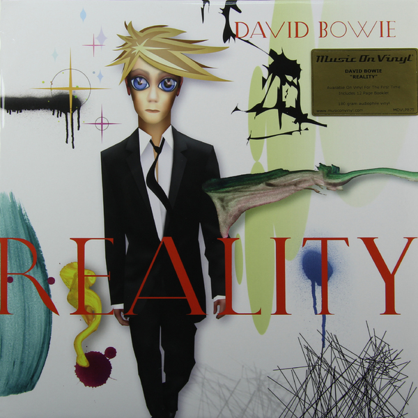 David Bowie David Bowie - Reality (180 Gr) david bowie david bowie a reality tour 3 lp 180 gr