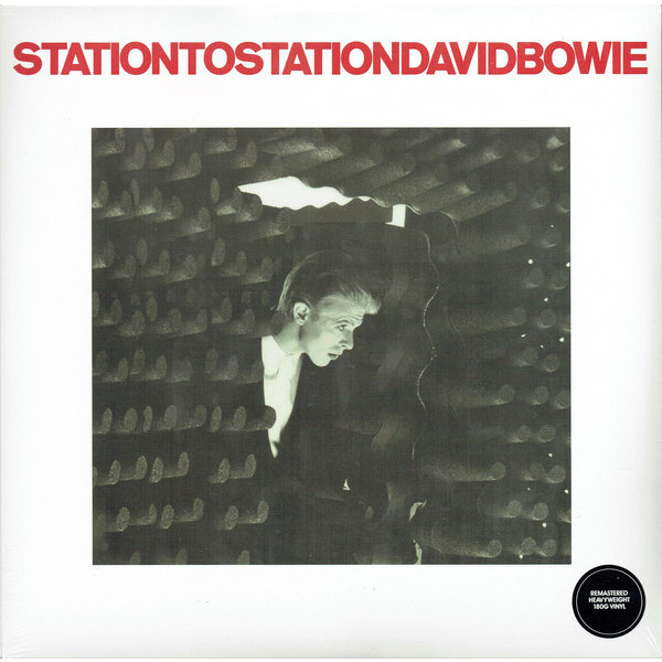 цена  DAVID BOWIE DAVID BOWIE - STATION TO STATION  онлайн в 2017 году