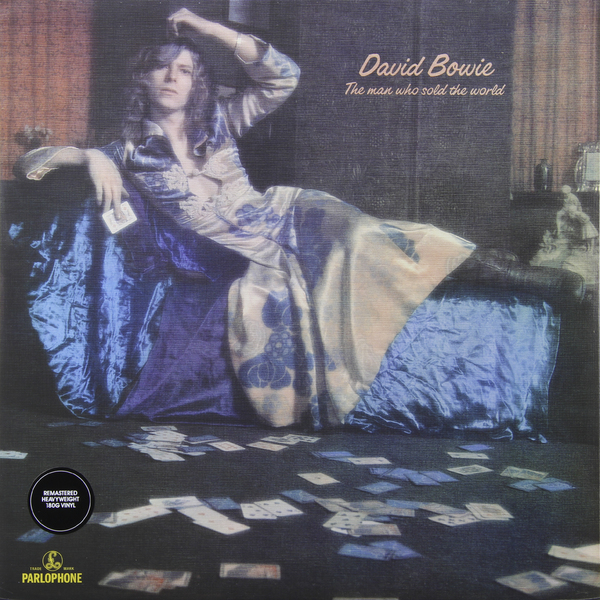 David Bowie David Bowie - The Man Who Sold The World (180 Gr) david bowie david bowie next day