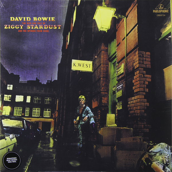 David Bowie David Bowie - The Rise And Fall Of Ziggy Stardust And The Spiders From Mars (180 Gr) sharma r the rise and fall of nations ten rules of change in the post crisis world