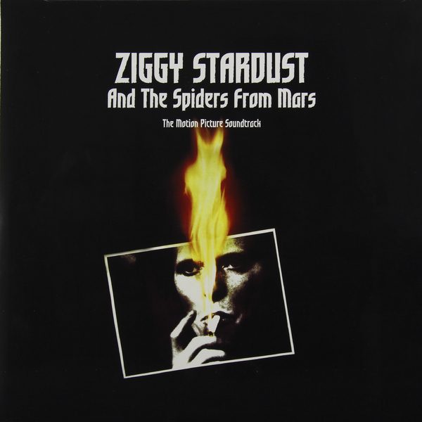 David Bowie David Bowie - Ziggy Stardust And The Spiders From Mars The Motion Picture Soundtrack (2 Lp, 180 Gr) cd диск the doors when you re strange a film about the doors songs from the motion picture 1 cd