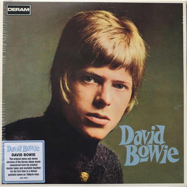 David Bowie David Bowie - David Bowie (2 Lp, 180 Gr) david bowie david bowie ziggy stardust and the spiders from mars the motion picture soundtrack 2 lp 180 gr