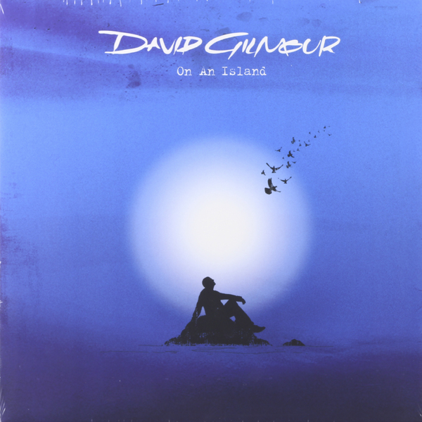DAVID GILMOUR DAVID GILMOUR - ON AN ISLAND david gilmour cd
