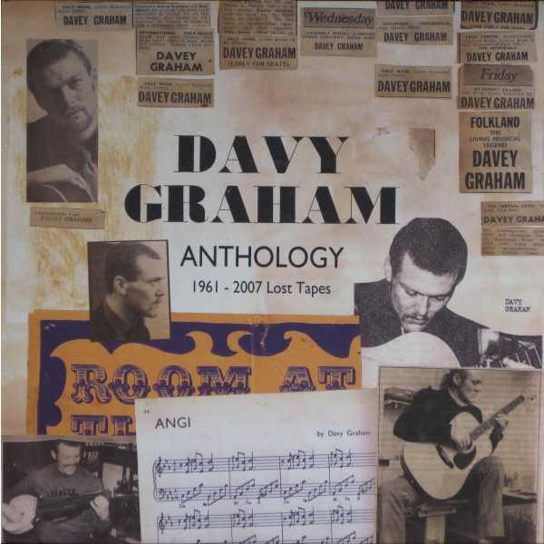 Davy Graham Davy Graham - Anthology (lost Tapes 1961-2007) (2 Lp, 180 Gr) часы graham