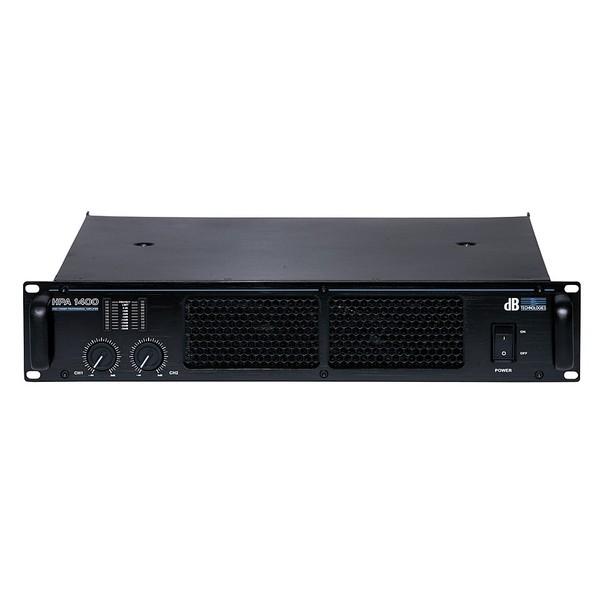 все цены на  Профессиональный усилитель мощности dB Technologies HPA1400  онлайн