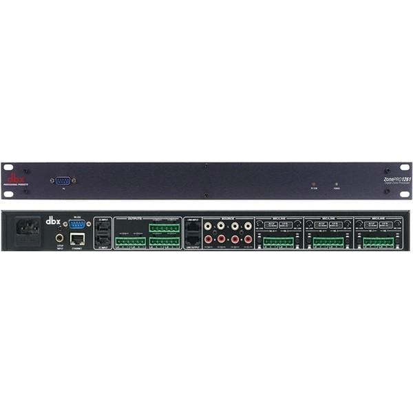 Контроллер/Аудиопроцессор dbx ZonePRO 1261 контроллер акустических систем dbx zc6