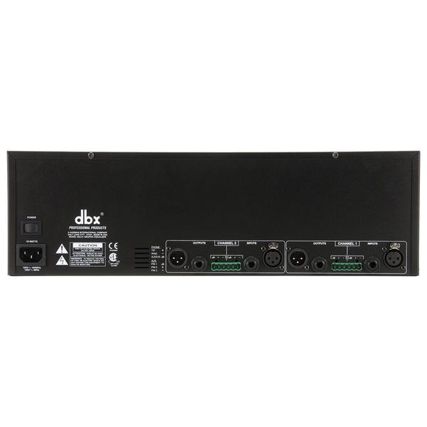 Эквалайзер dbx от Audiomania