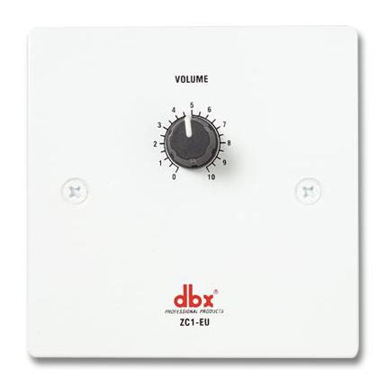 Панель управления dbx ZC-1 контроллер акустических систем dbx zc fire