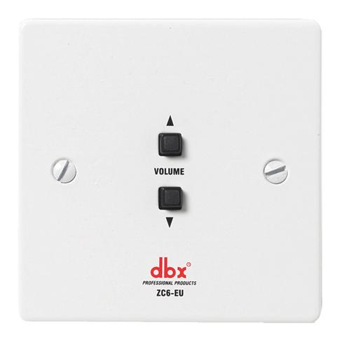 все цены на Панель управления dbx ZC-6 онлайн