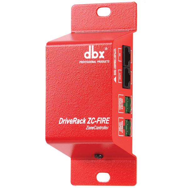 Панель управления dbx Дополнительный модуль  ZC-FIRE контроллер акустических систем dbx driverack pa 2