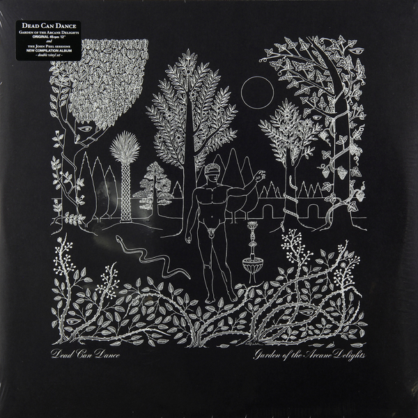 Dead Can Dance Dead Can Dance - Garden Of The Arcane Delights / The John Peel Sessions (2 LP) платье fleur de vie