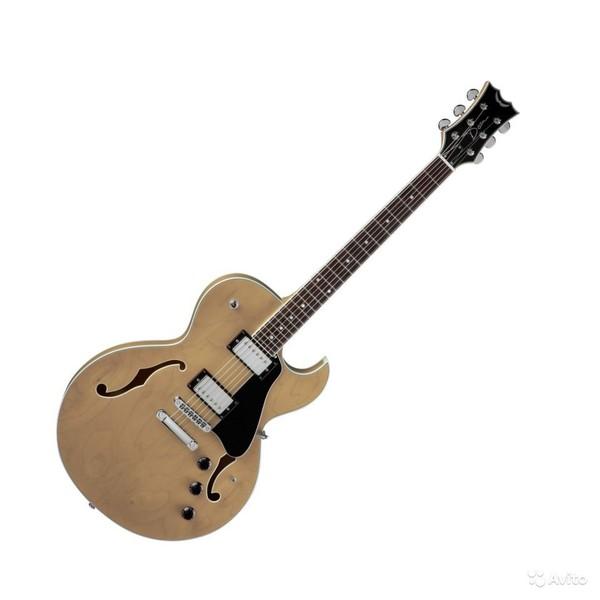 Гитара полуакустическая Dean COLT GN изображение
