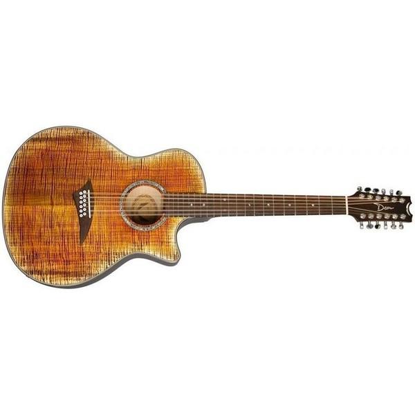 Гитара электроакустическая Dean EFM12 FTGE