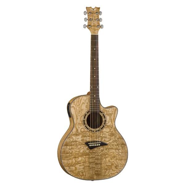 Гитара электроакустическая Dean EQA GN