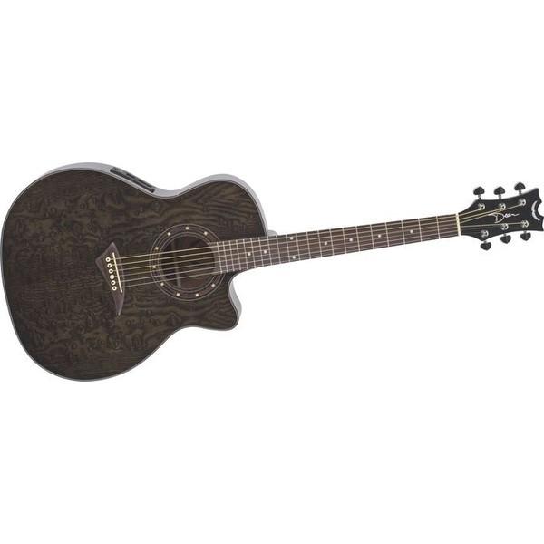 Гитара электроакустическая Dean EQA TBK
