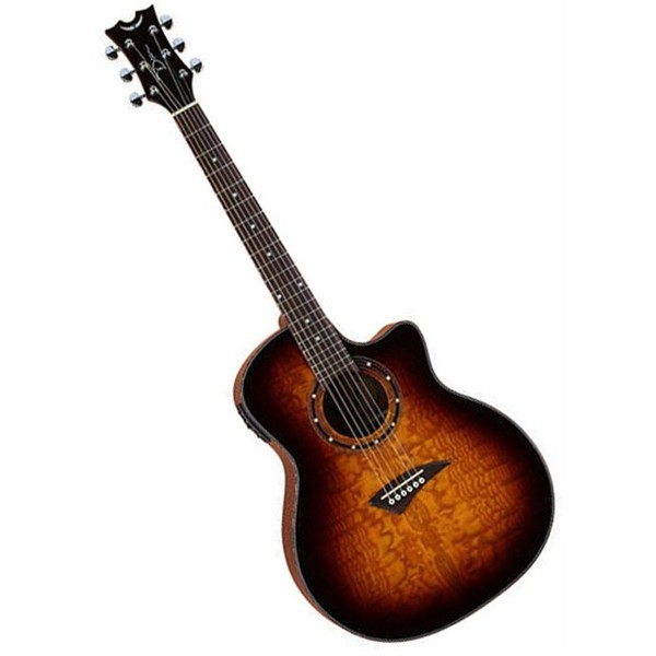Гитара электроакустическая Dean EQA TBZ