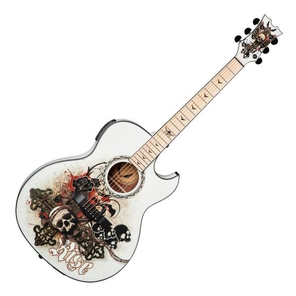 Гитара электроакустическая Dean EX RES