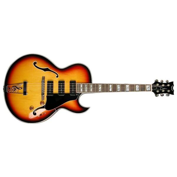 Гитара полуакустическая Dean